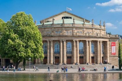 Stuttgart City walk