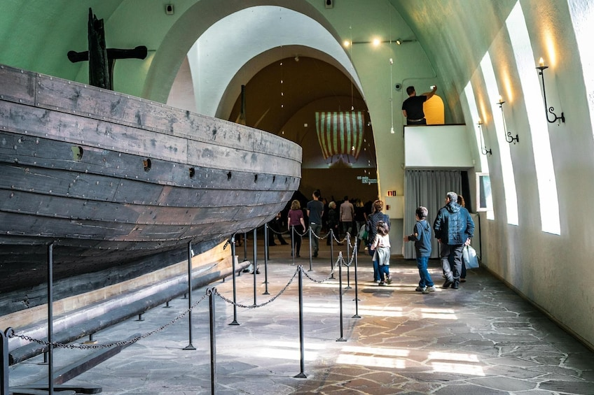 Show item 4 of 9. Oslo & Viking Ship Museum Private Walking Tour