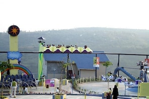 Skip the Line: On Wheelz Amusement Park Entrance Ticket in Panchgani