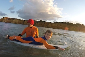 2-Hour Private Surfing Lesson in Torquay