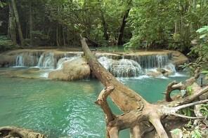 Kanchanburi And Erawan Waterfalls Excursion