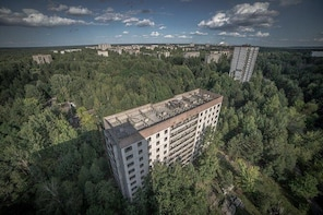 Chernobyl Exclusion Zone 1-day tour