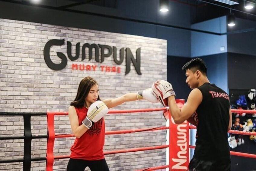 Show item 1 of 4. Climax Muay Thai Group Training @Gumpun, Korat