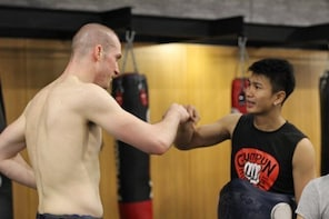 Climax Muay Thai Group Training Gumpun, Khon Kaen