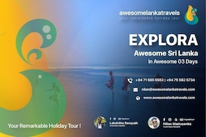 03 Day Explore Sri Lanka