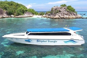 Koh Lipe To Aonang In Krabi By Smart En Plus