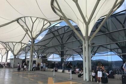 Private transfer from Novalja to Split airport / Split