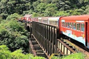 Serra Verde Express: Rail Tour to Morretes and Antonina from Curitiba