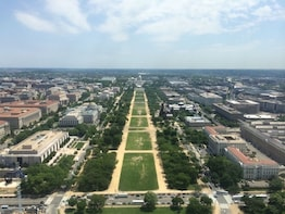 National Mall Walking Tour with Washington Monument Access