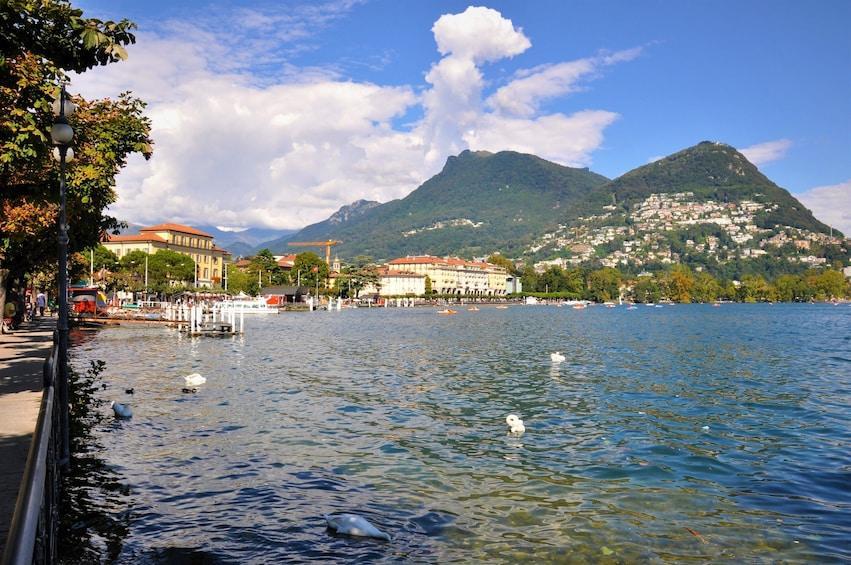 Foto 5 von 9 laden Lake Como with Bellagio & Lugano Day Trip