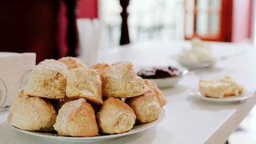 biscuits on a table in gold coast