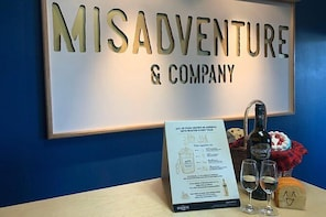 Misadventure Distillery Tour