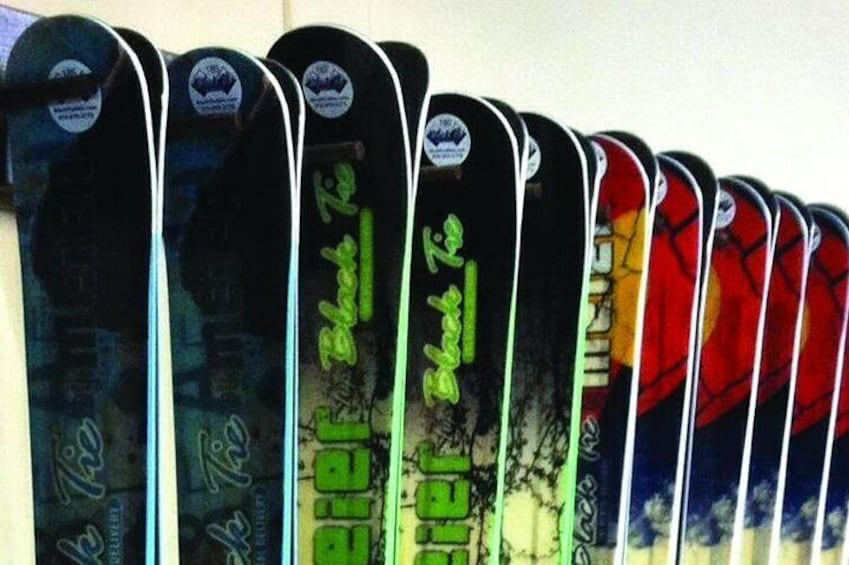 Show item 3 of 3. Ski and Snowboard Rental Delivery Service