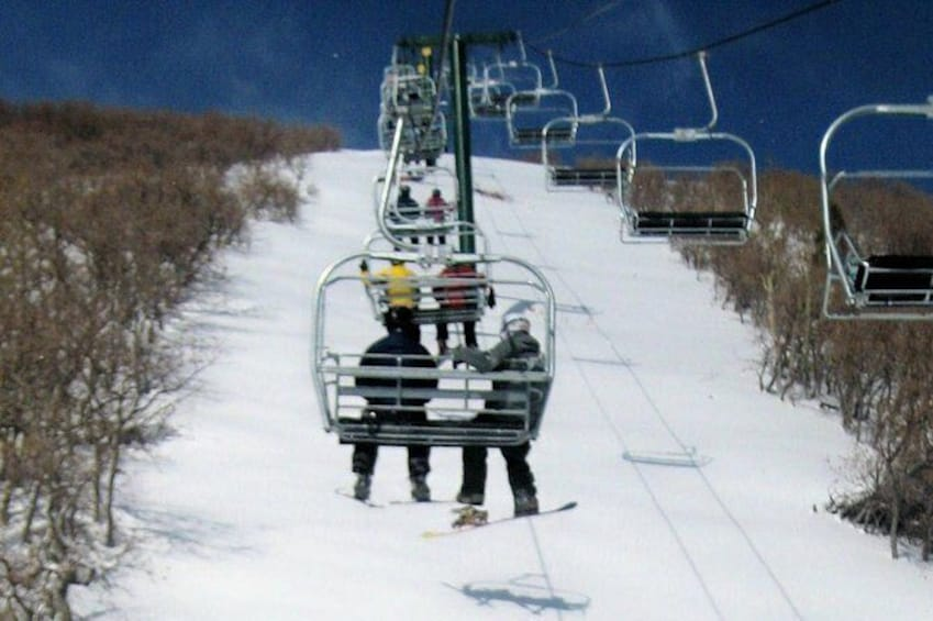 Show item 1 of 2. Mammoth Mountain Performance Ski Rental Including Delivery