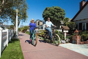 Pedego Electric Bike Rentals and Tours