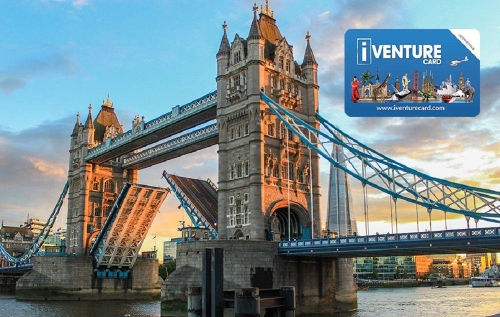 Flexi-pas voor Londense attracties