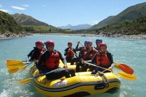 Amuri Rafting and Jetboat Adventure