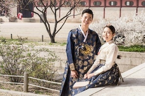 Jeonju Hanok Village Hanbok Rental Experience