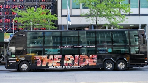 THE RIDE Theatrical Sightseeing Bus Tour