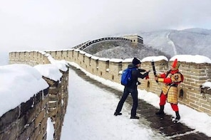 Shore Excursion: 2-Day Private Beijing Sightseeing Tour from Tianjin Cruise...
