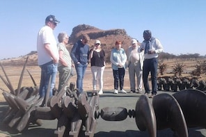 Isandlwana and Rorke's Drift Battlefields Tour