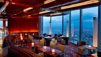 Exquisite Meal at Atmosphere in Burj Khalifa with transfers