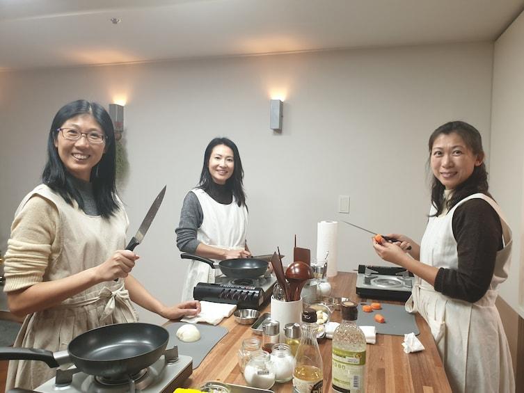 Show item 3 of 9. Korean Cooking Class & Traditional Dining in Haeundae, Busan
