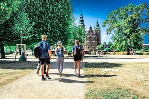 Copenhagen & Rosenborg Castle Private Walking Tour