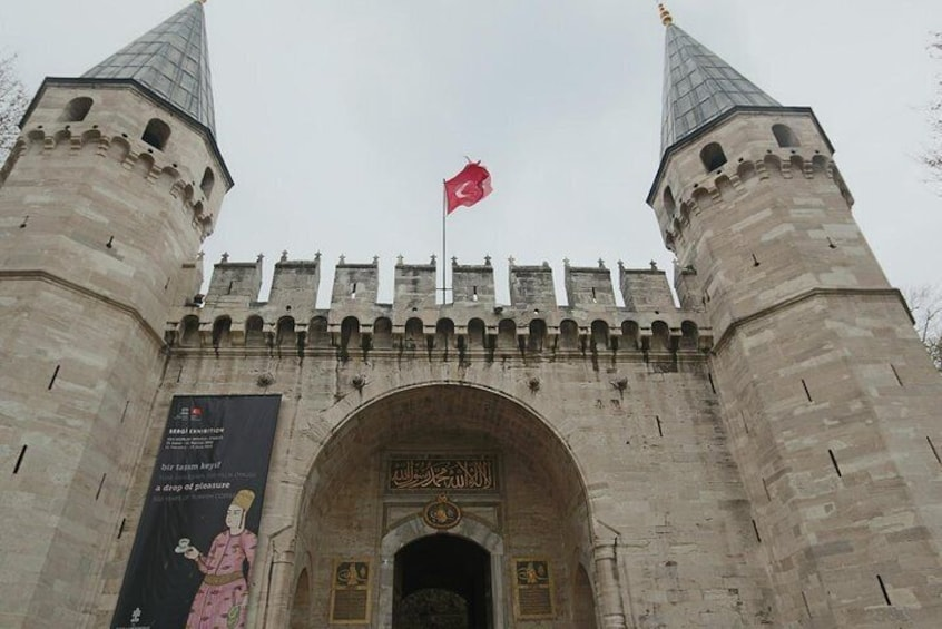 Show item 2 of 7. 5 Days Best of Istanbul Tour