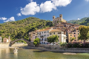 Small-Group Italian Riviera Full-Day Tour From Nice