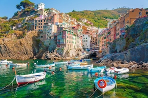 Cinque Terre & Portovenere Full-Day Tour from Florence