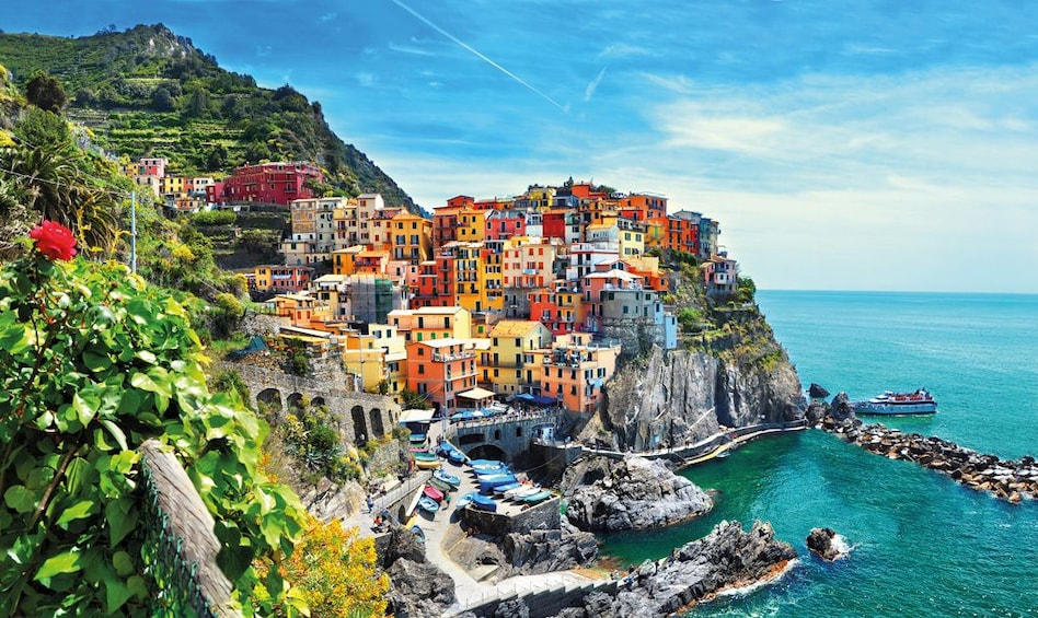 Foto 5 von 10 laden Cinque Terre Full-Day Tour from Florence