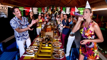 Xoximilco Mexican Fiesta & Dinner Cruise