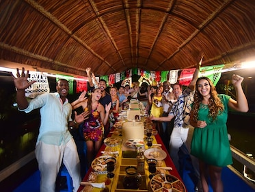 Xoximilco Mexican Fiesta with Dinner & Open Bar