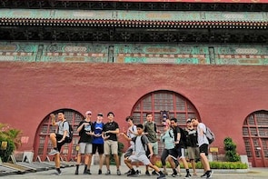 Private Customized Beijing City Highlights Day Trip from Datong by Bullet T...
