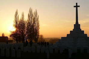 From Brugse, the Christmas Truce to Passchendaele private tour ( Min 2Max 5
