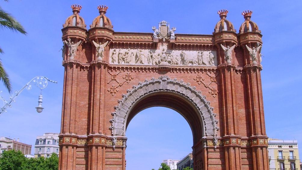 Arc de Triom in Barcelona