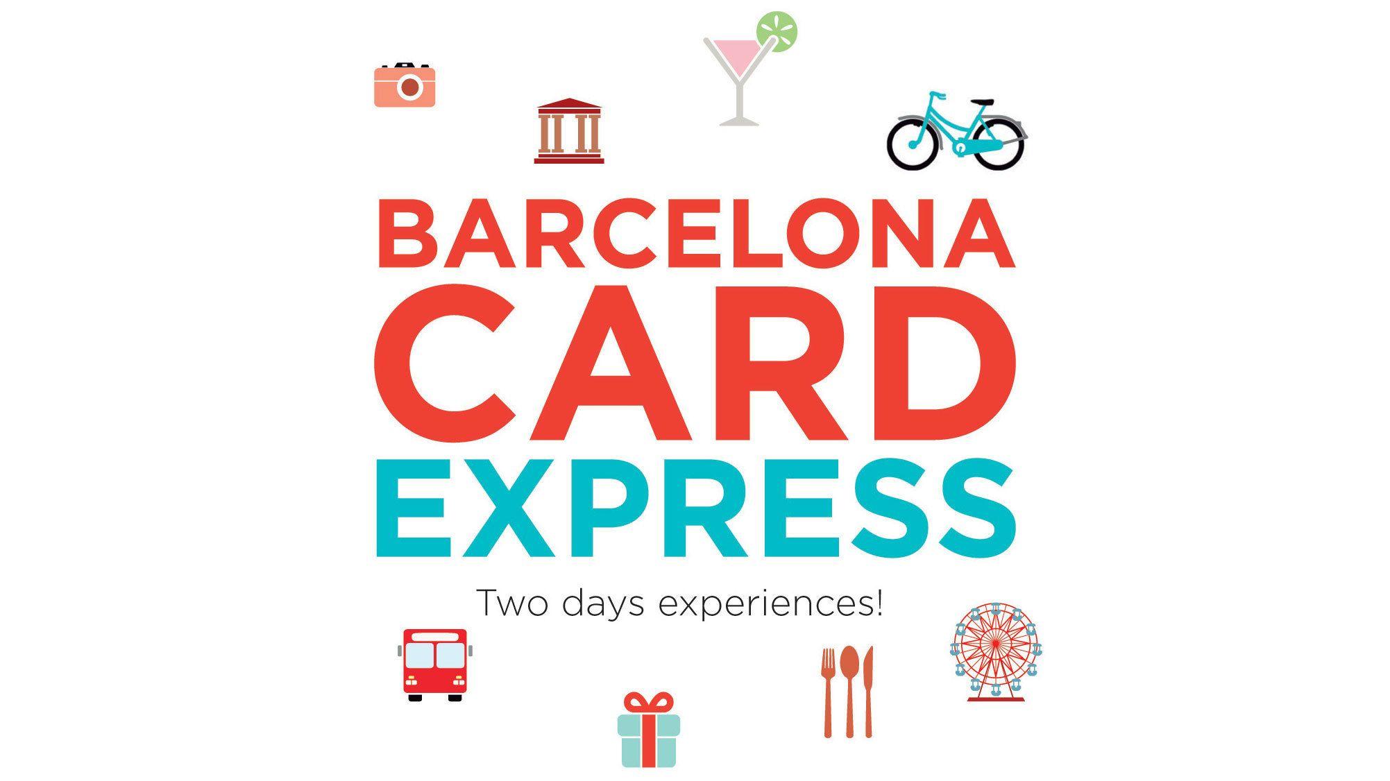 48-timmars Barcelona Express: rabatter och transport