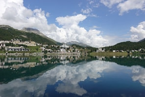St. Moritz Private Walking Tour with Professional Guide