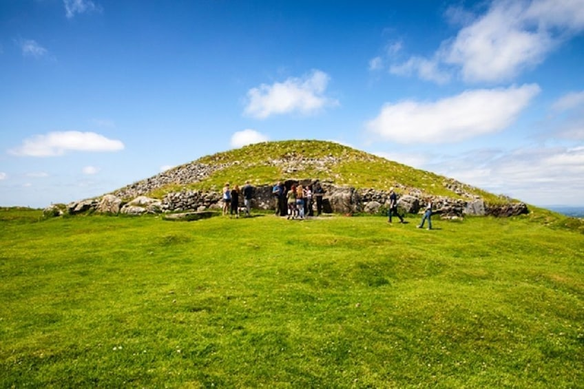 Show item 3 of 10. Celtic Boyne Valley Tour with Hill of Tara & Trim Castle