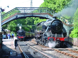 Lake District - Cruise, Steam Train and Peter Rabbit