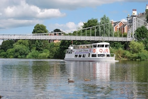 Chester with River Cruise, Open Top Bus and Walking Tour