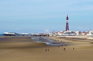 Blackpool Seaside Resort Day Trip by Train