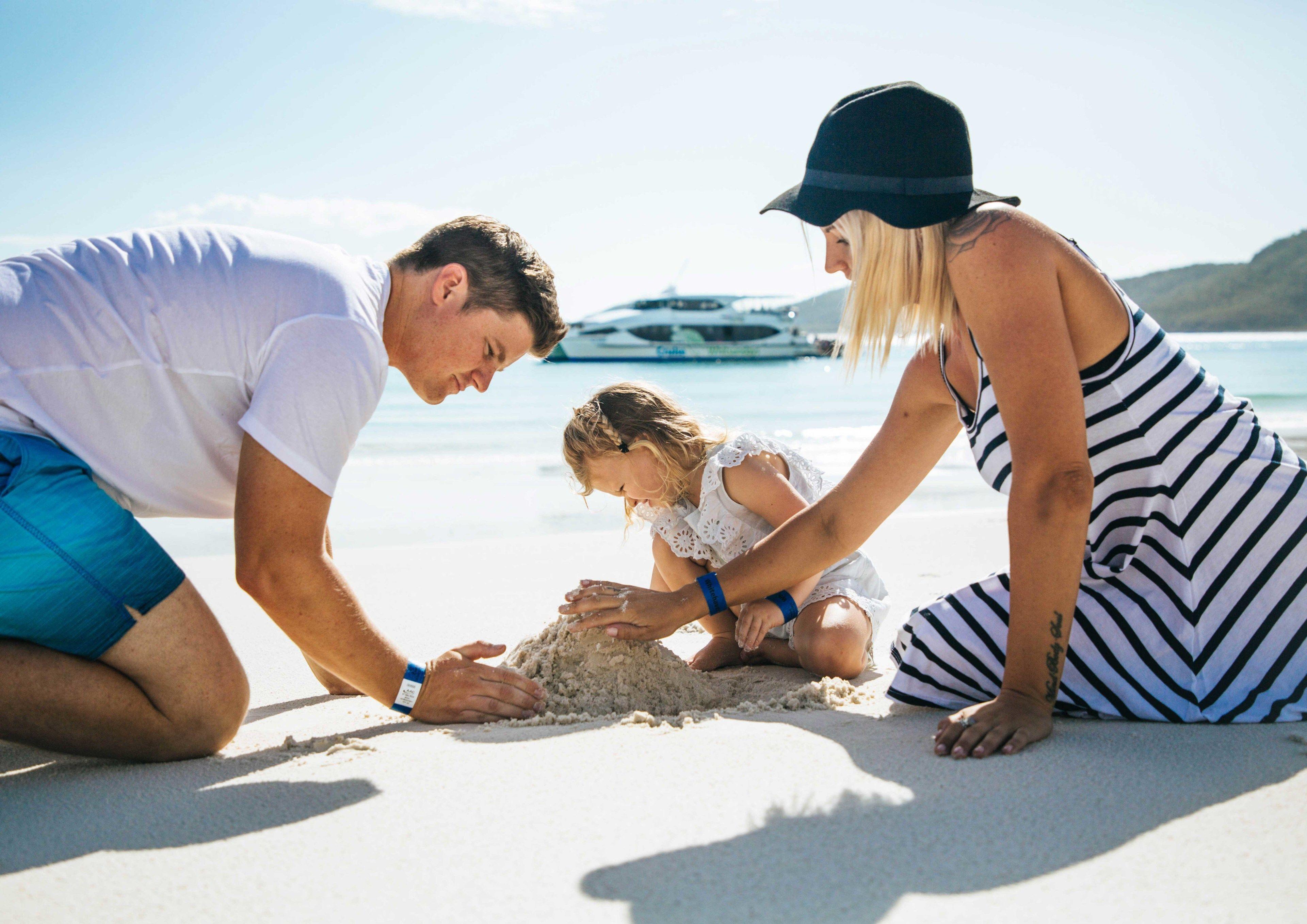 Whitsunday Island & Whitehaven Beach Half-Day Cruise