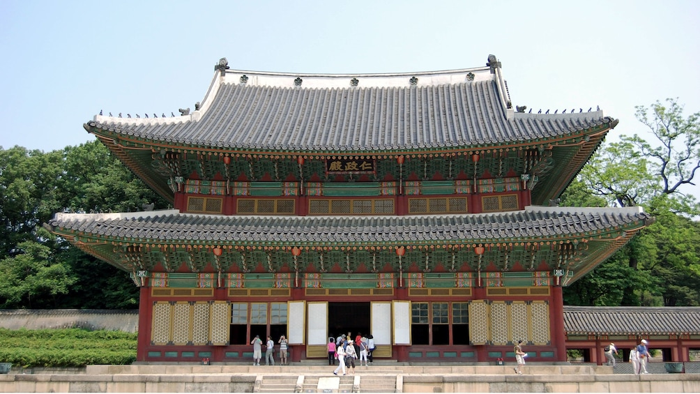 แสดงภาพที่ 3 จาก 5 Panoramic view of Changdeok Palace in Seoul