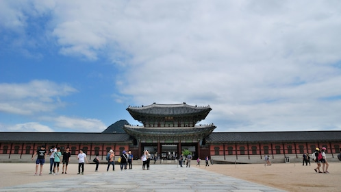 Palace in Seoul