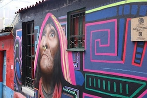 Private Bogota's downtown Tour (Candelaria + Gold Museum)