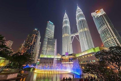 Skip the Line: Petronas Twin Towers Admission Ticket (E-Ticket)