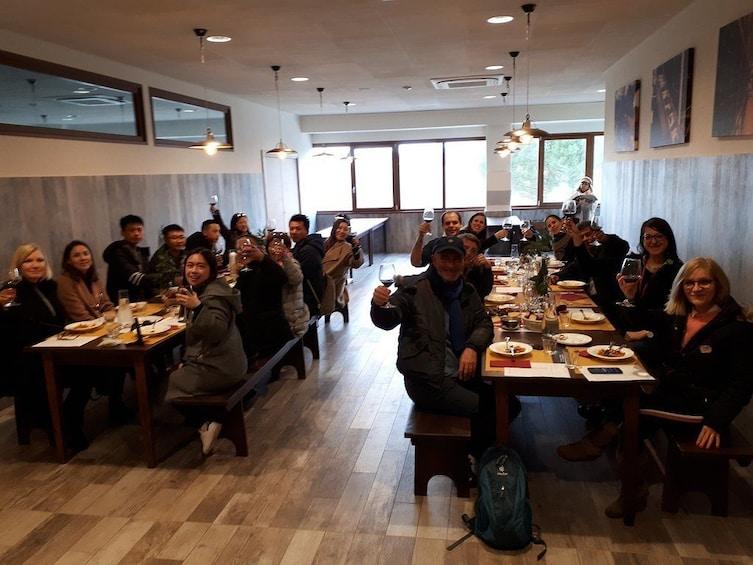 Lataa valokuva 5 kautta 10. Tuscany in 1 day: Pisa, San Gimignano and Siena with Lunch