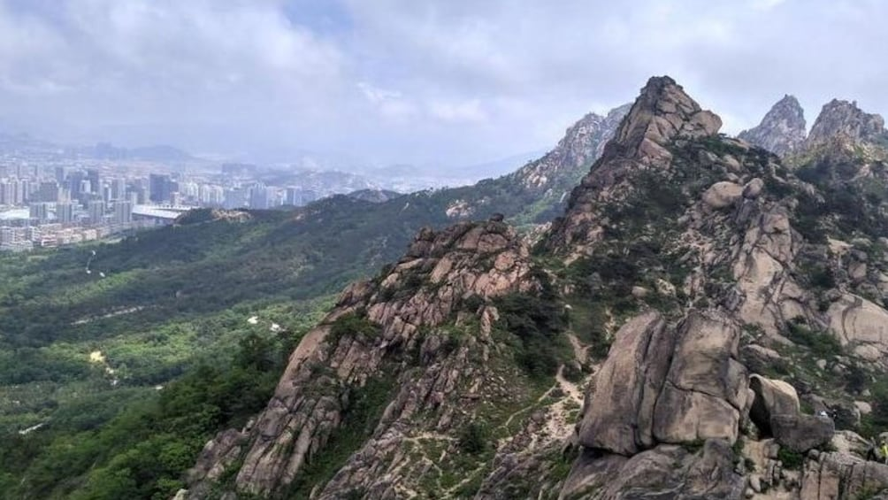 Show item 5 of 5. Half Day Tour and Trek to Fushan Mountain